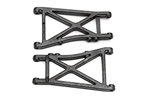 Team Associated FT Rear Suspension Arms, Carbon