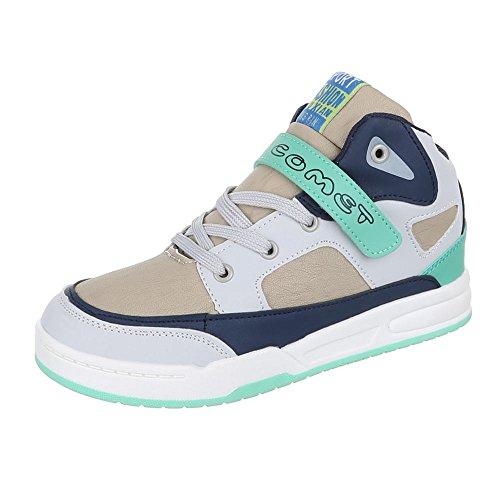 Ital-Design, Sneaker bambine Beige (beige)