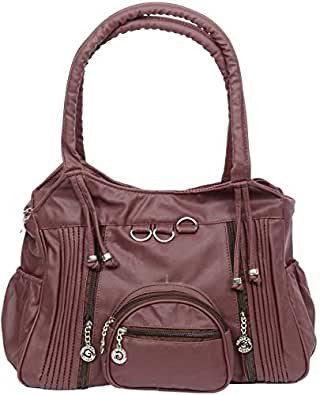 Gracetop Women's Handbag (LP-MEH_Maroon)