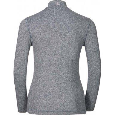 Odlo Alagna Midlayer Women - grey melange grey melange