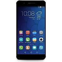 Honor 6 Plus Smartphone débloqué 4G (Ecran : 5.5 pouces Full HD - 32 Go – Double SIM - Android 4.4 KitKat) Noir