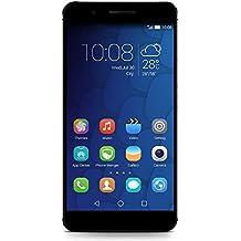 "Honor 6+ - Smartphone libre Android (pantalla 5.5"", cámara 8 Mp, 16 GB, Octa Core 1.8 GHz, 3 GB de RAM), color negro"