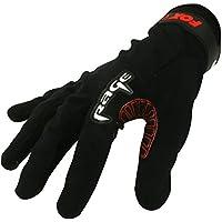 Fox Rage NTL018 - Guantes de pesca, talla M, color negro