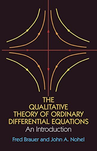 The Qualitative Theory of Ordinary Differential Equations: An Introduction (Dover Books on Mathematics) by Fred Brauer (1989-02-01)