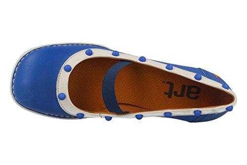 Mare Memphis Scarpe Blu Arte Blu Bristol 1ETqZTn