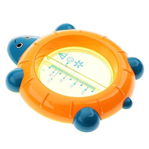 D DOLITY Badewasser&Zimmerthermometer - Sicheres Wasser Badespielzeug- Baby Badethermometer&Raumtemperatur Thermometer