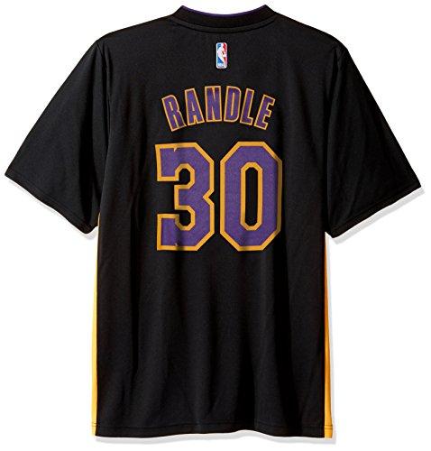 adidas NBA Los Angeles Lakers Julius Randle # 30réplica de la Camiseta del Hombre, Hombre, Pride, Pride