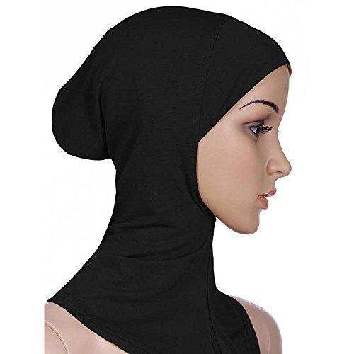 W.Air Yuhemii Frauen islamischen Full Cover mit Hijab Mützen Islamische underscarf...