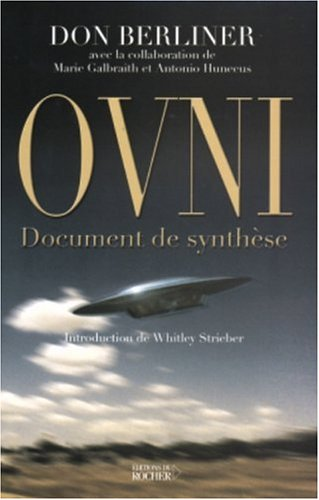 OVNI : Document de synthèse par Don Berliner