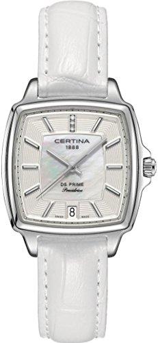 Certina DS Prime C028.310.16.116.00 Reloj de Pulsera para mujeres con diamantes genuinos
