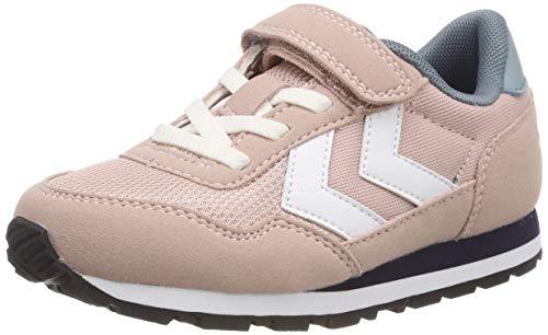 hummel Mädchen Reflex JR Sneaker, Pink (Pale Mauve 3862), 29 EU