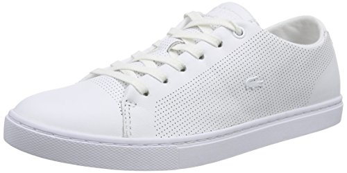Lacoste Showcourt Lace 116 1 Spw Damen Sneakers Weiß (WHITE 001)