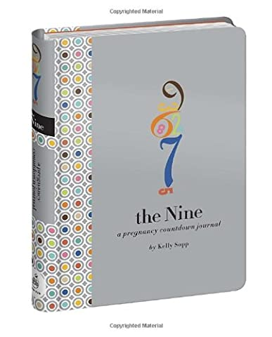 The Nine Pregnancy Countdown Journal