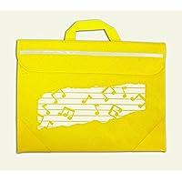 Mapac - Funda para partituras, color amarillo