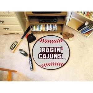 Fanmats 03071 Louisiana-Lafayette Baseball Rug Louisiana-lafayette Baseball