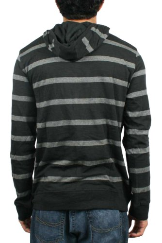 Volcom - - Exceed Cardigan Long Sleeve Men Knit Top in schwarz Black