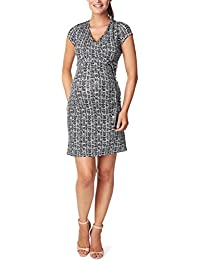 Noppies Damen Umstandskleid Dress Ss Zarita Aop