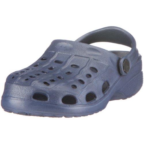 Playshoes Playshoes EVA-Clog 171727, Unisex-Kinder Clogs & Pantoletten, Blau (marine 11), EU 26/27 (Blauen Gummi-clog)