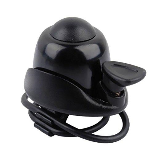 RUIX Fahrrad-Klingel Fahrradausrüstung,Black