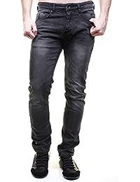 Kenzarro - Jeans Fs6622 Noir