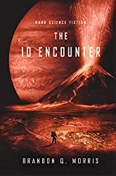 The Io Encounter: Hard Science Fiction (Ice Moon Book 3)