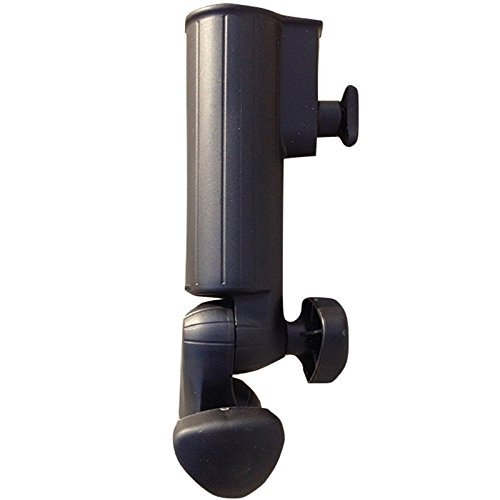 Legend Deluxe Black Umbrella Holder Universal Fitting Gear For Golf Trolley Cart
