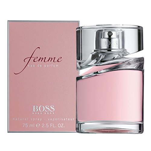 Femme By Hugo Boss EDP Spray 75ml With Ayur Product In Combo
