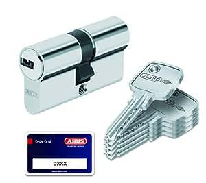 Abus cilindro per porta con serratura con chiave for Estrarre chiave rotta da cilindro
