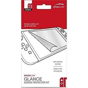 Speedlink Bildschirm-Schutzfolie für Nintendo Switch