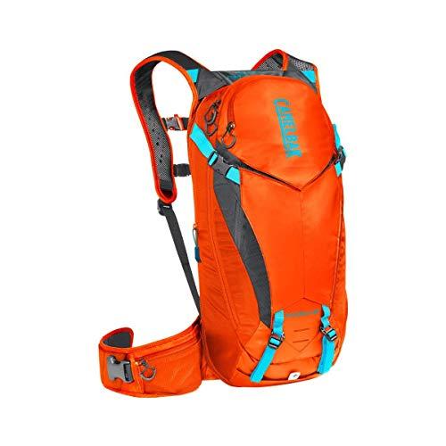 CAMELBAK K.U.D.U. Protector 10 Backpack Dry red orange/Charcoal Größe M/L 2019 Rucksack Red Protector