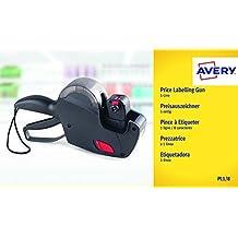 Avery PL1/8 - Etiquetadora (165 x 280 x 75 mm, 1 línea