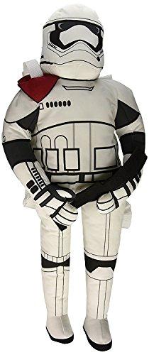 Star Wars Rucksack Stormtrooper XXL Große Plüschfigur 75cm Buddy Backpack Umhängetasche Tasche