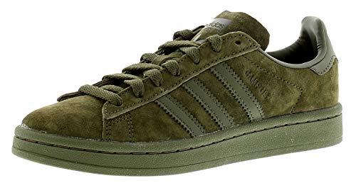 adidas Campus, Zapatillas de Deporte para Hombre, Verde Carnoc/Negbas, 36 2/3 EU