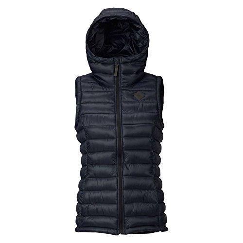 Burton Damen Evergreen Synthetic Vest Funktionsweste, True Black, M