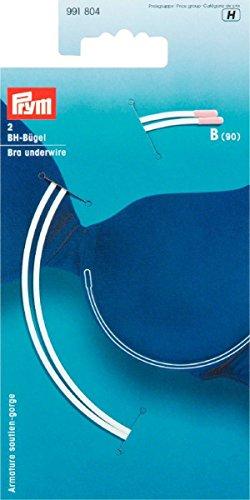 BH-Bügel Gr. B ( 90 ) weiß (Beste Bügel-bh)