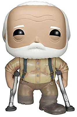 The Walking Dead Funko Pop! - Hershel Greene 153 Figurine de collection