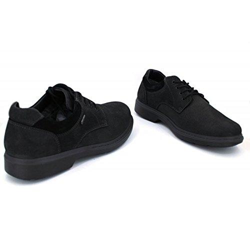 ara  24401.01, Chaussures de ville à lacets pour homme Noir