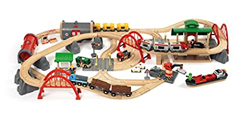 BRIO World - Deluxe Railway Set