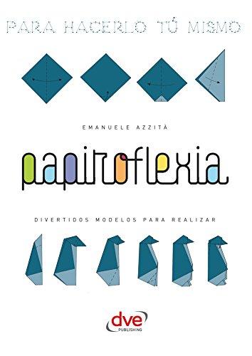Papiroflexia por Emanuele Azzità