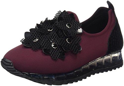 Sixty Seven 78541, Chaussures de Tennis Femme NEOPRENE VINO / KOBREA VINO