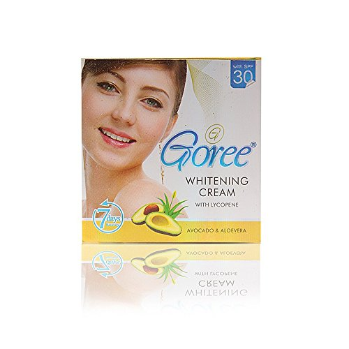 Lato Beauty Product Goree Whitening Beauty Cream with Avocado and Aloevera (NTA001)