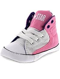 CONVERSE - FIRST STAR 856128C - pink glow
