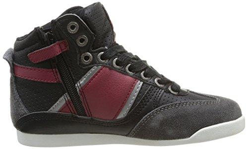 Kaporal Felizio, Baskets mode garçon Noir (8 Noir)
