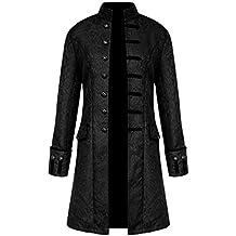 descuento en venta diseño moderno detallado Amazon.es: ropa gotica hombre - Negro