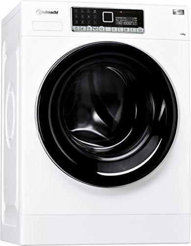 Bauknecht WM Style 1224 ZEN Waschmaschine FL / A+++ / 140 kWh/Jahr / 1400 UpM / 12 kg / Extrem leise mit 49 db /automatische Dosierung CleverDose / weiß