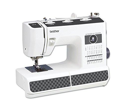 Preisvergleich Produktbild BROTHER Komfort Nähmaschine HF37 mit Aufspulautomatik und automatischer Nadeleinfädler