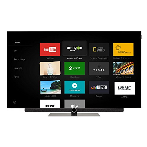 Loewe - TV OLED 139,7 Cm (55 ) Loewe Bild 3.55 4K HDR Smart TV Wi-Fi