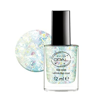 Opalescent Top Coat - 12ml by Opalescent