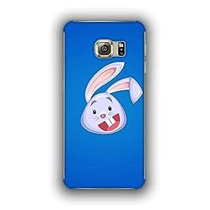 Caseque (Pro) Friggin Kitten Back Shell Case Cover for Samsung Galaxy S6 Edge