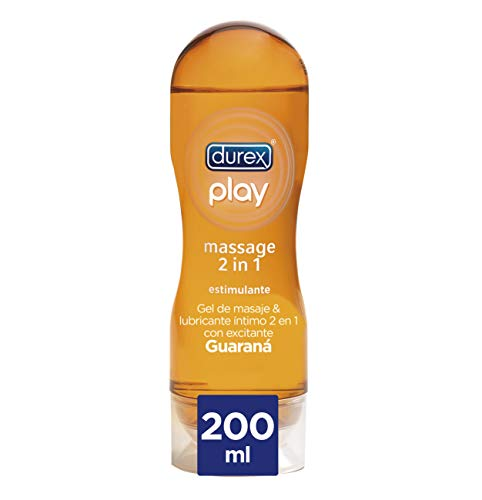 Durex Play Massage 2 1 Gel Masaje Erótico